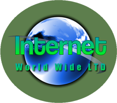 internet world wide logo